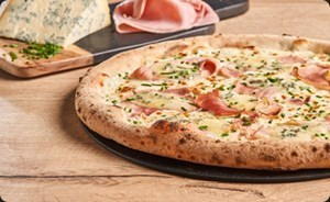 Image de Pizza du Terroir Bleu du Vercors AOP